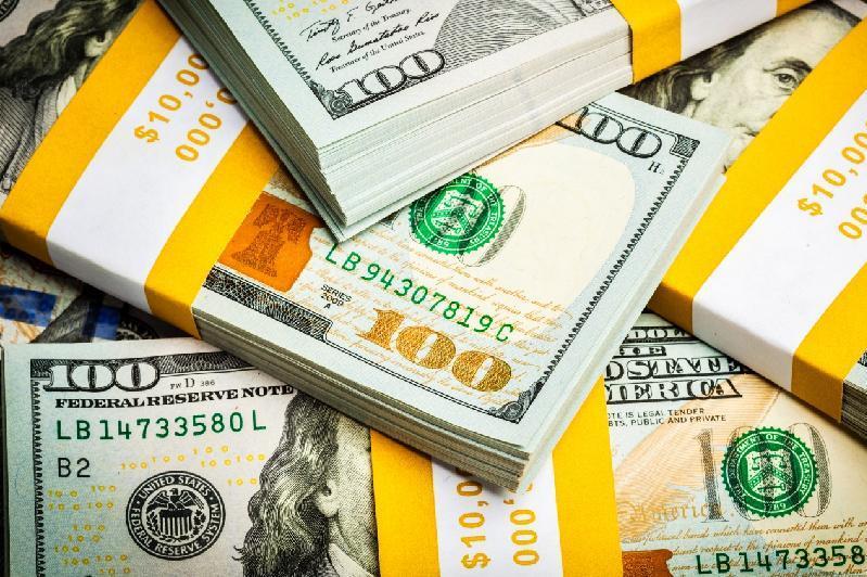 今日美元兑坚戈终盘汇率1: 404.07