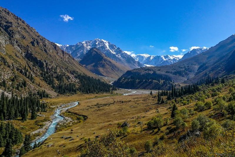 National Park Support Fund established in Kazakhstan
