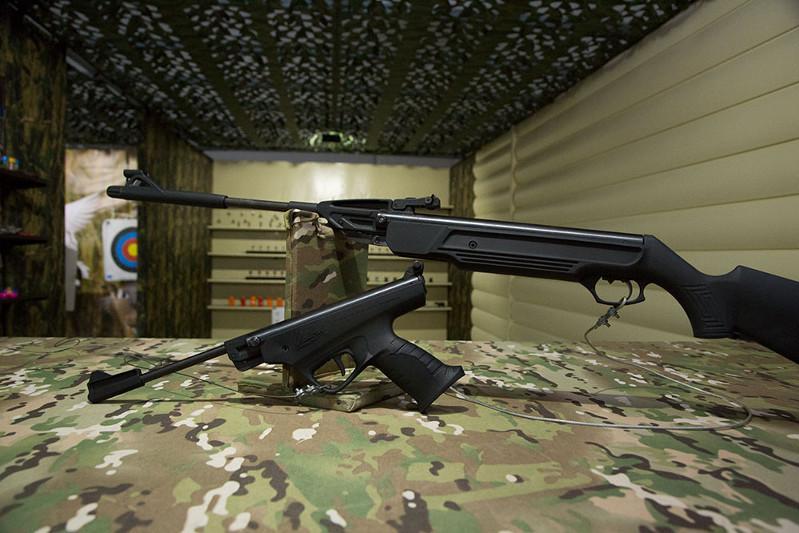 Первое в стране стрельбище для пневматического оружия откроют в Риддере