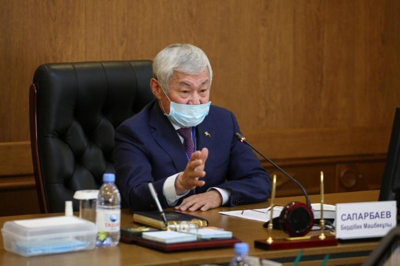 Бердібек Сапарбаев: Мембағдарламалардың мүмкіндігін барынша пайдалану керек