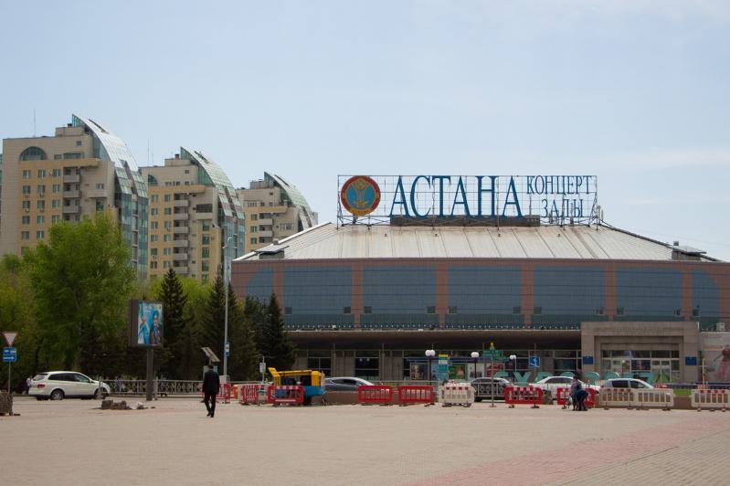 До и после:  Старинная архитектура столицы Казахстана