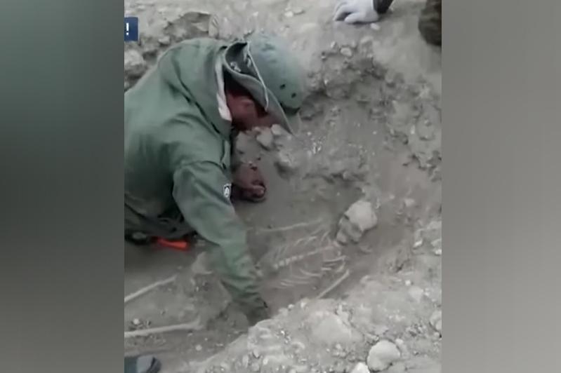 Археологтар Алматы облысындағы қазба жұмысы кезінде сенсациялық мәлімдеме жасады