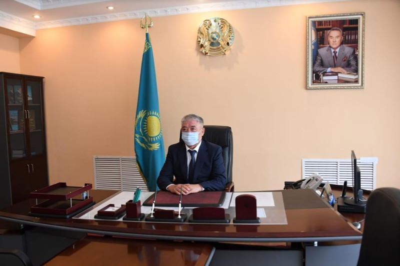 Алматы облысының Еңбекшіқазақ ауданына жаңа әкім тағайындалды