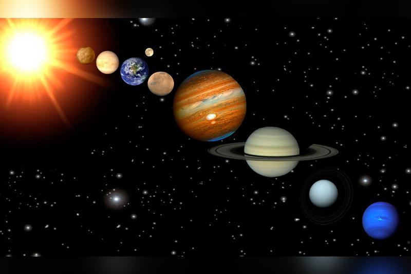 Парад планет произойдет 4 июля