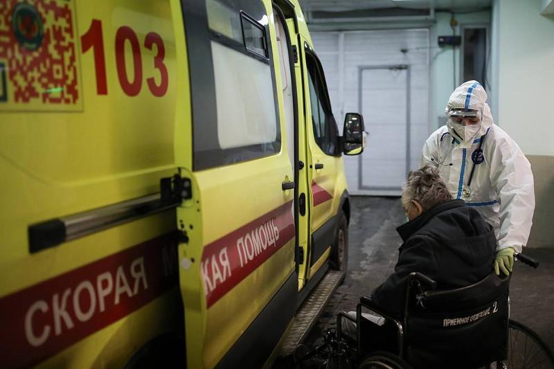 Россияда коронавирус билан касалланганлар сони 650 мингдан ошди