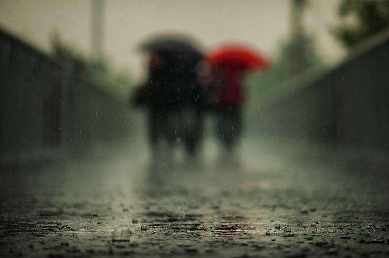 国内多州发布暴雨预警