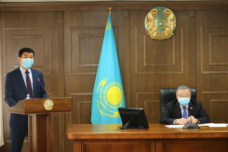50 аппаратов ИВЛ приобретено для медучреждений Актюбинской области