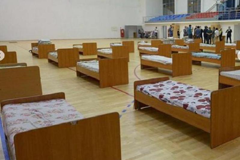 800 дополнительных провизорных коек развернут сегодня в Павлодарской области