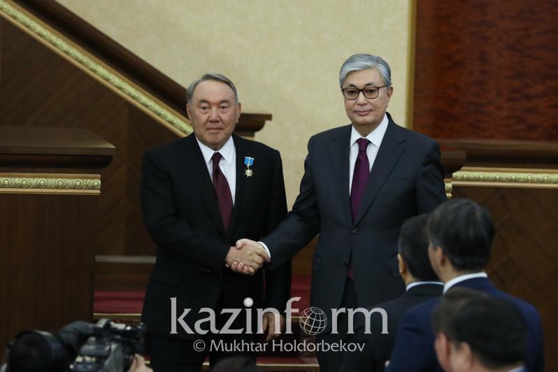 Президент Нурсултон Назарбоев билан 35 йил олдин қандоқ танишганини айтиб берди