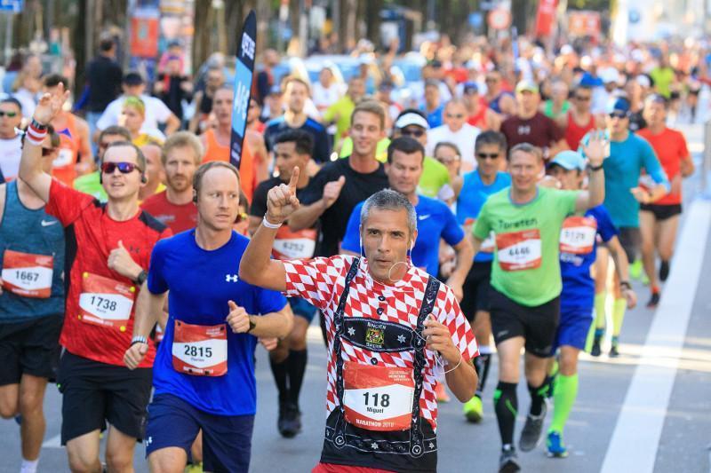 2020 йилги Мюнхен марафони янги форматда ўтказилади