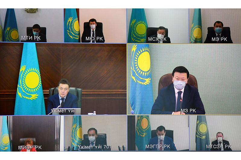 Госкомиссия приняла решение о введении с 5 июля ограничительных мер на 14 дней