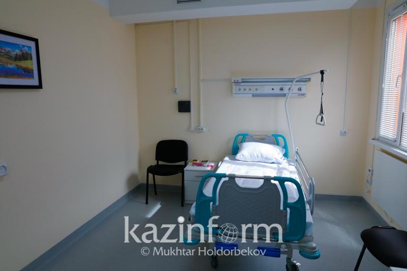 Триаж-центр на базе спорткомплекса и госпиталь в кардиоцентре заработали в Павлодаре