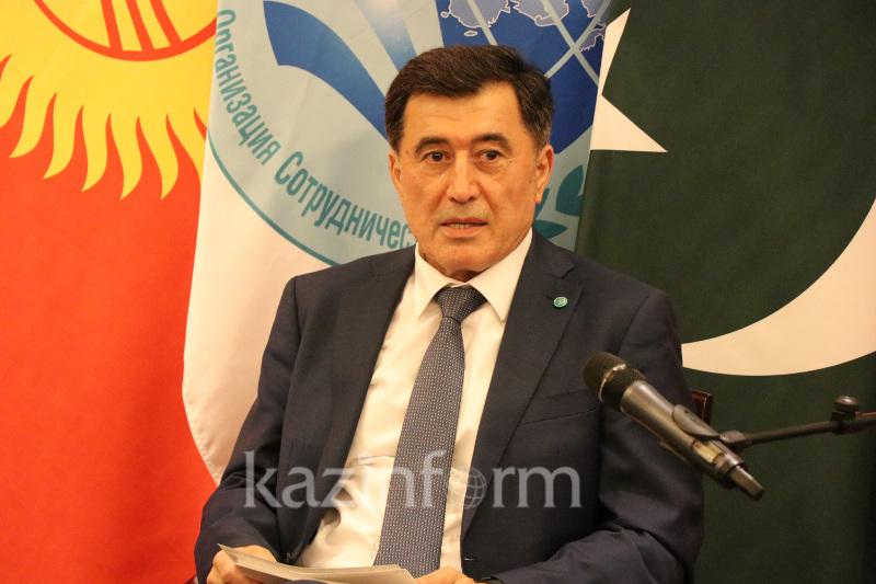 С именем Нурсултана Назарбаева связан растущий авторитет Казахстана на международной арене - генсек ШОС