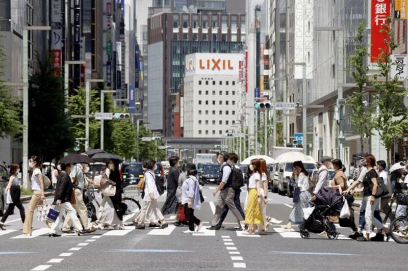 Tokyo logs 107 more COVID-19 cases, biggest daily rise in 2 months