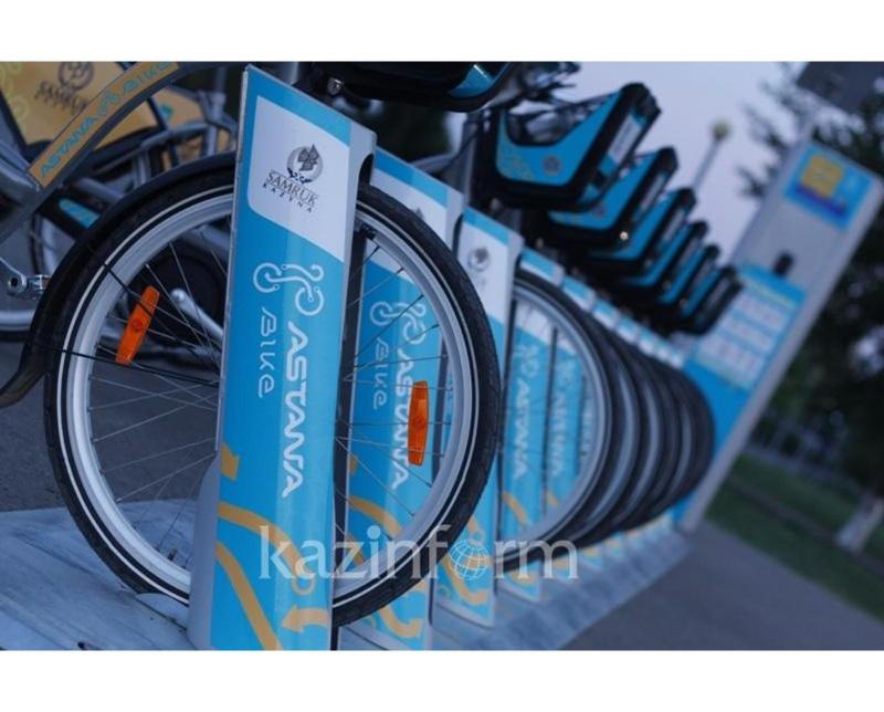 Нұр-Сұлтанда көпбалалы аналар велосипедті 50% жеңілдікпен жалға алады