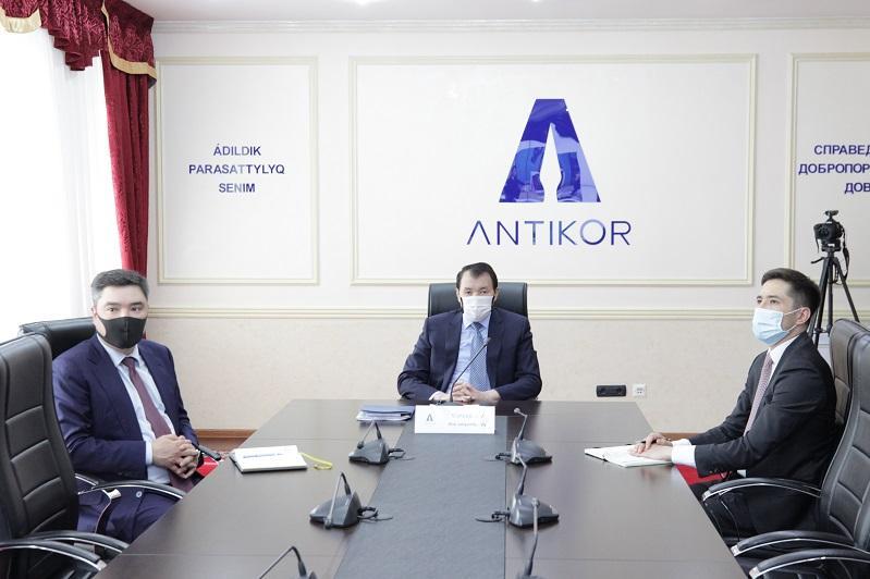 Аntikor ortalyǵy открыли в Шымкенте