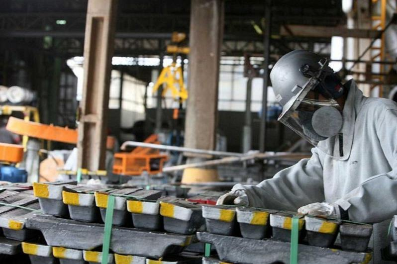 Kazakhstan reports fall in industrial products' prices