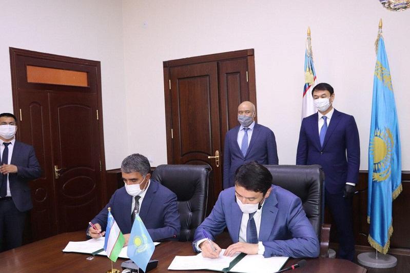 Туркестан-Ташкент: Казахстан и Узбекистан урегулировали вопросы в водной сфере