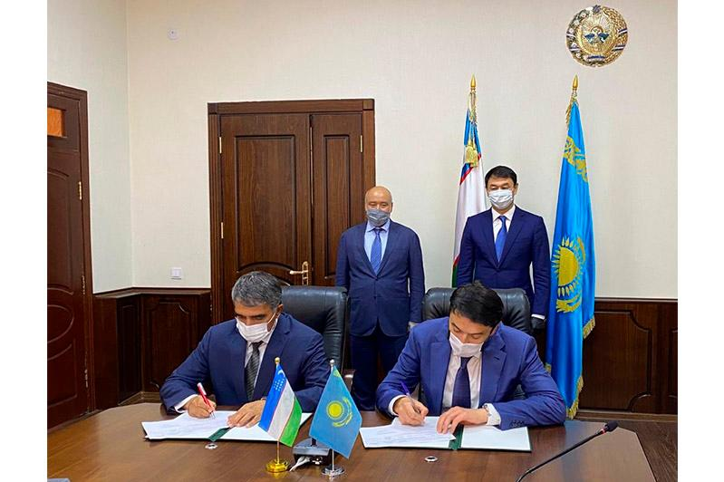 哈乌两国签署水资源分配协议
