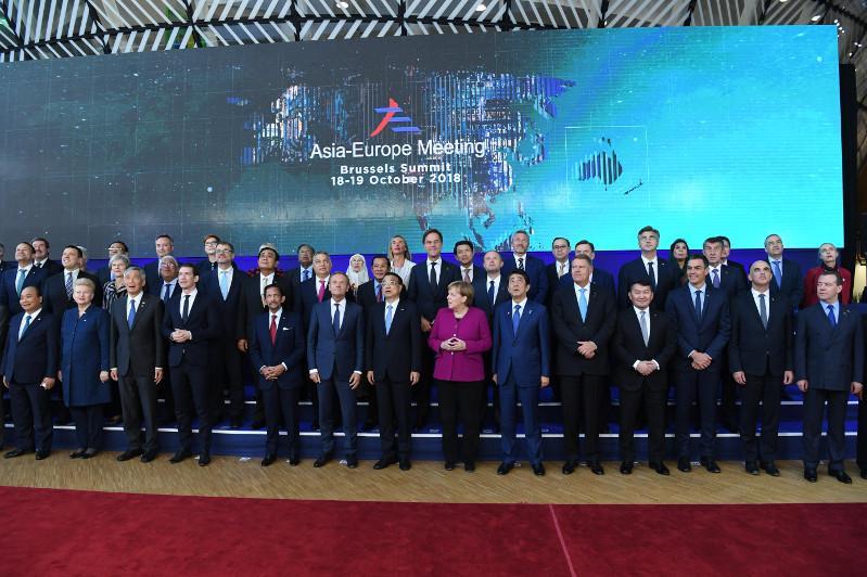 Cambodia set to delay Nov. Asia-Europe Meeting summit to spring