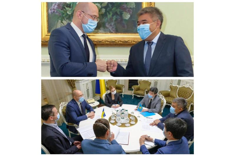 Kazakhstan and Ukraine debate investment cooperation issues