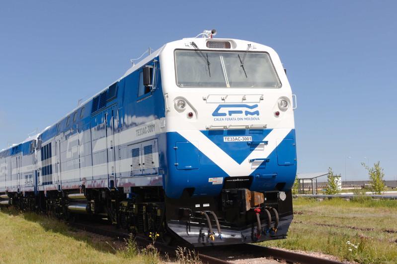 Qazaqstanda jasalǵan lokomotıvter Moldovaǵa eksporttala bastady