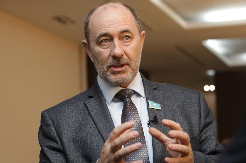Об антикоррупционных инструментах партии «Nur Otan» рассказал Павел Казанцев