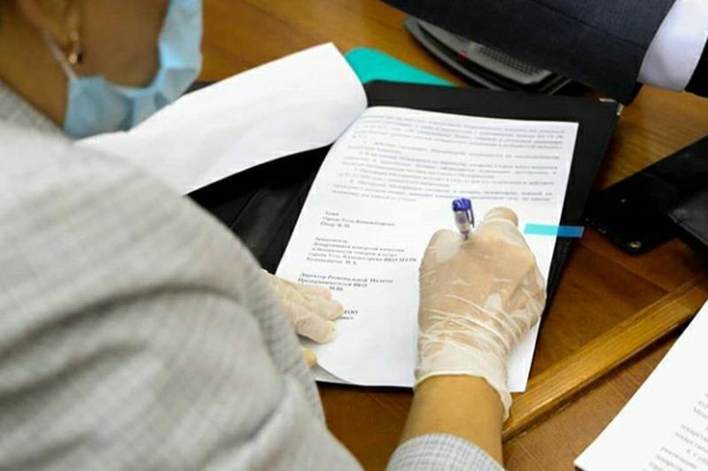 Меморандум с аптеками заключил акимат Усть-Каменогорска