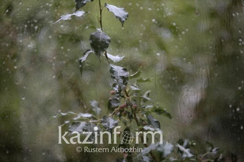 Inclement weather expected across Kazakhstan this weekend