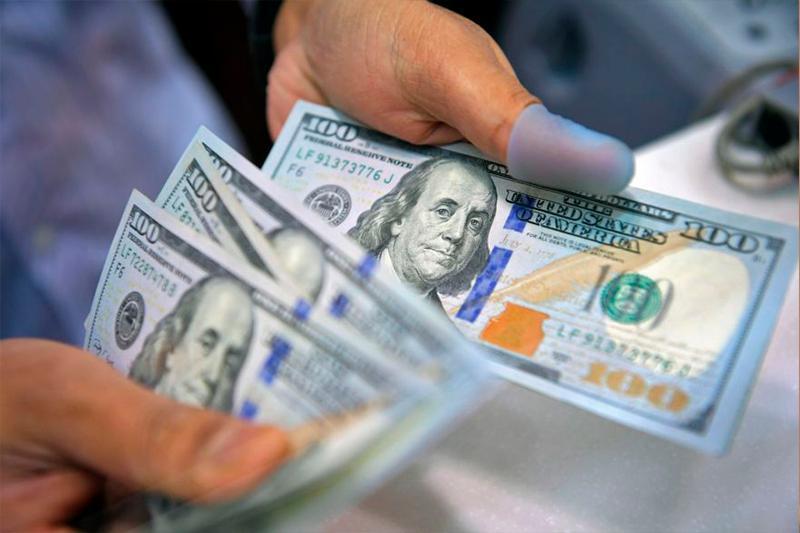 今日美元兑坚戈终盘汇率1: 405.71