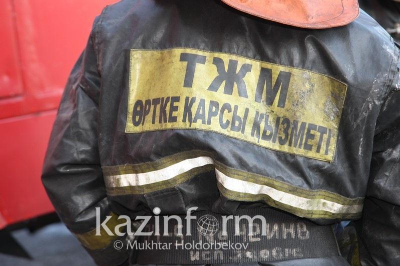 Пожар из-за неисправной стиральной машины произошёл в Павлодаре