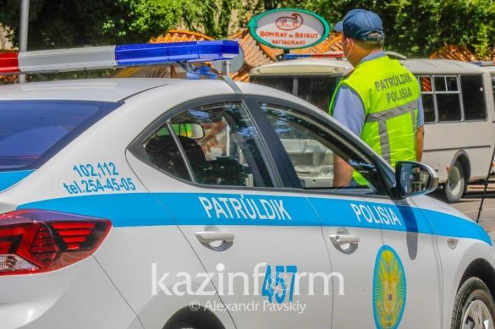 Нұр-Сұлтан полициясы күшейтілген жұмыс режиміне көшеді