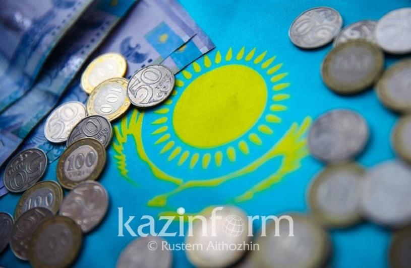 1-4月哈萨克斯坦预算收入同比增长14.5%