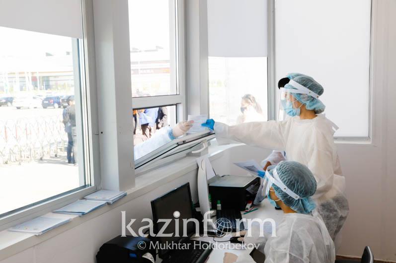 Карантинные меры усиливаются в Карагандинской области