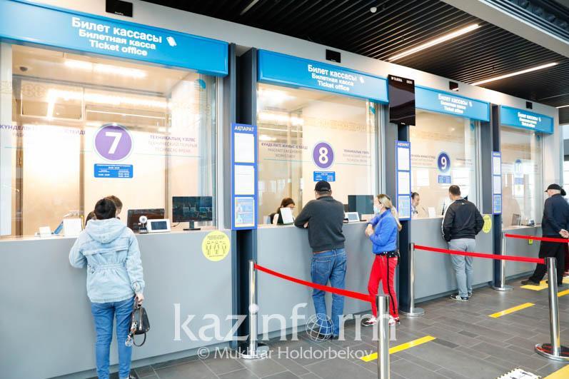 Купленные билеты на отмененные поезда можно вернуть или поменять - Асылхан Калдыкозов