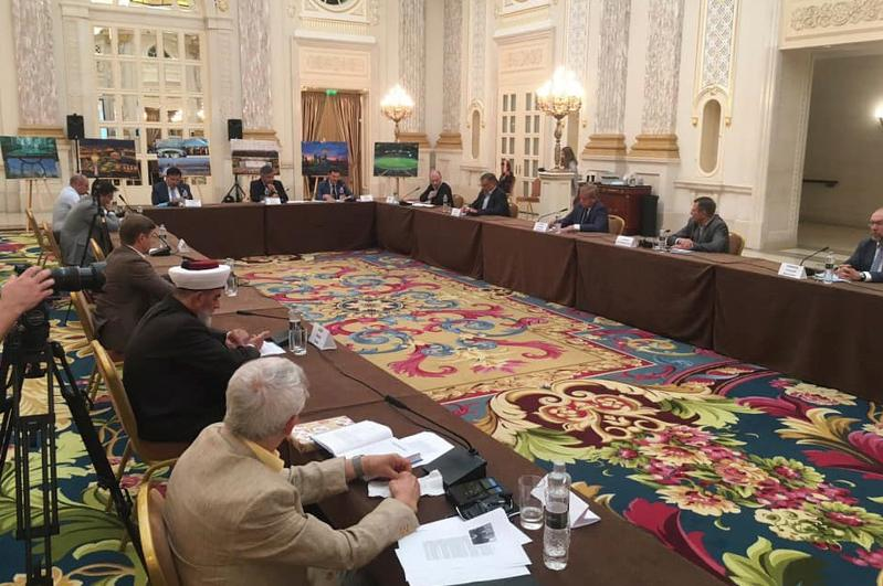 Int'l conference takes place on the eve of jubilee of Nursultan Nazarbayev