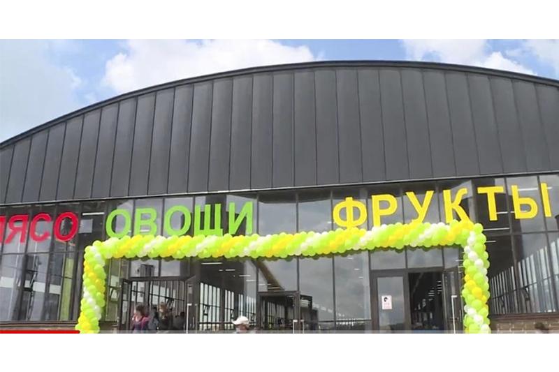 Қарағандыда Қазақстандағы алғашқы көтерме-тарату логистикалық орталығы ашылды