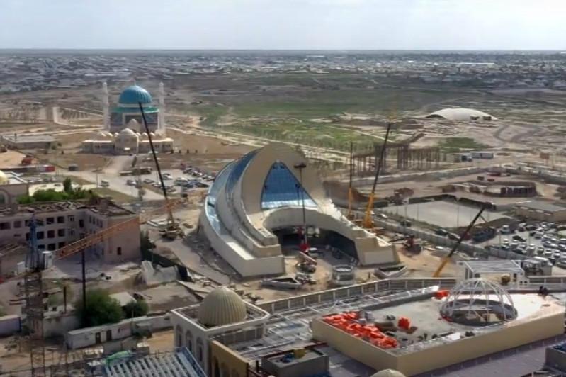 Древний Туркестан: новый этап становления духовной столицы тюркского мира