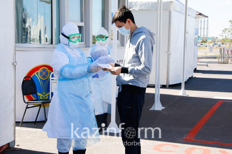 哈萨克斯坦今起实行强化隔离措施