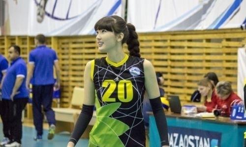 排球美女萨比娜加盟意大利球队
