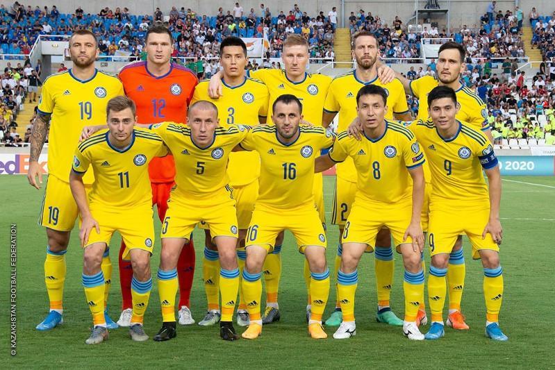 Футбол: Қазақстан құрамасы Черногориямен кездеседі