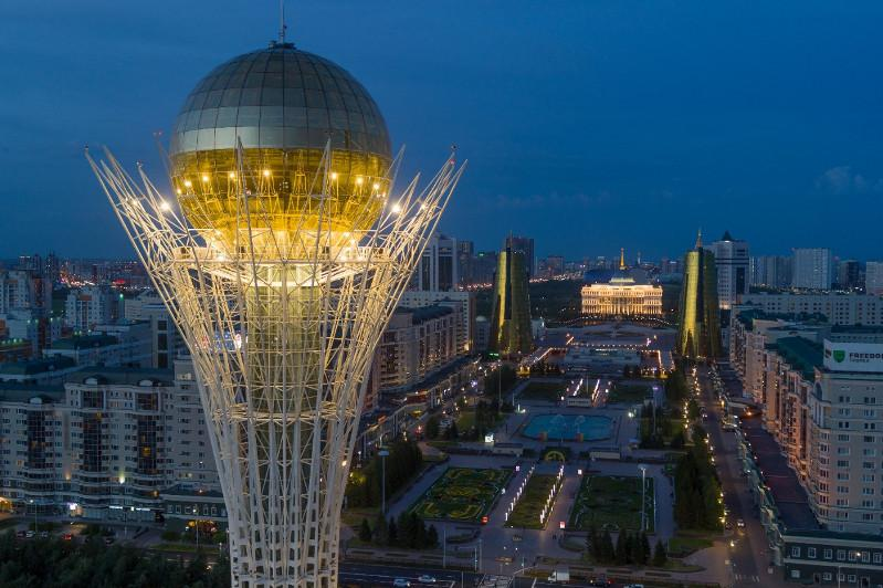 National Geographic photographers make a present to the Day of Kazakh Capital