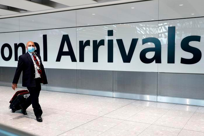 ANSA: England to stop quarantine for arrivals from Italy
