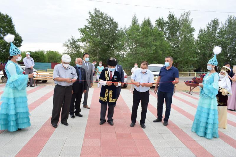 В Восточно-Казахстанской области откроют 31 объект ко Дню столицы