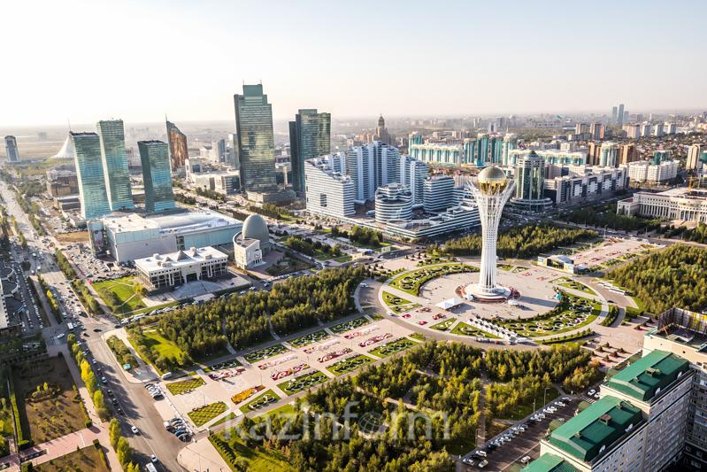 今天是哈萨克斯坦首都日