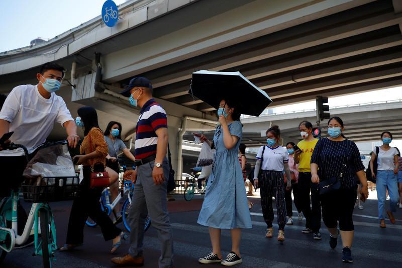 В Пекине вспышка коронавируса идет на спад