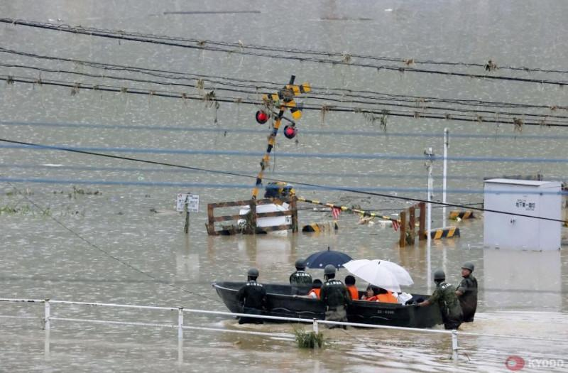 22 die in flood-ravaged southwest Japan as rescue operations continue