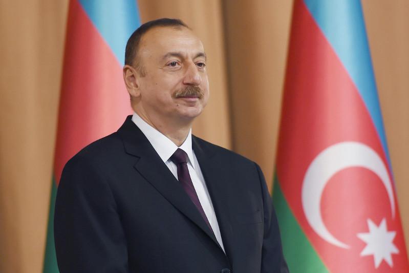 Ильхам Алиев назвал Нурсултана Назарбаева большим другом Азербайджана