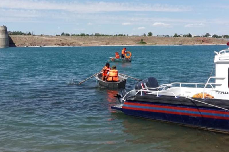 За три дня в водоемах страны утонули семь детей