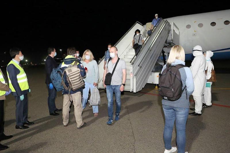 В Алматы прибыла бригада московских врачей